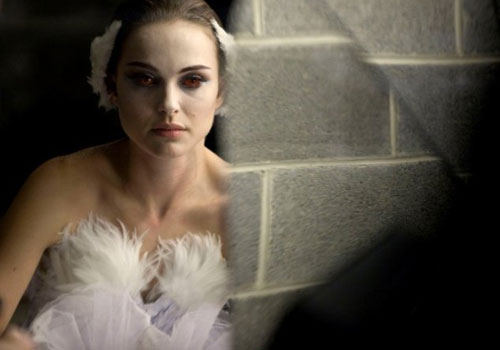 Black Swan (Fox Searchlight Pictures): After exploring the wrestling ring in