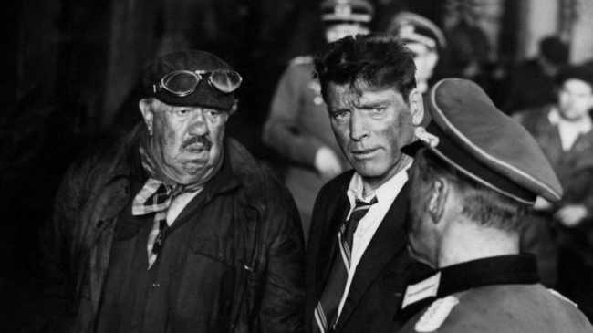 a331e0b48e8 The Train (Kino)  Burt Lancaster had one of his most robust roles in this  exceptional 1964 war film