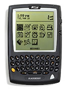 The 50 Best Tech Products of All Time // RIM BlackBerry 857 (2000) (© PC World)