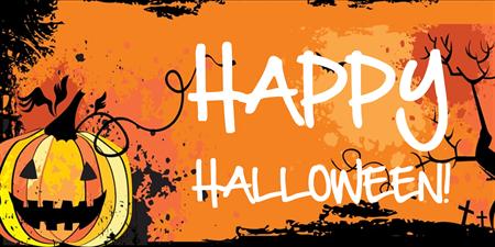 Wandering Brook: Happy Halloween